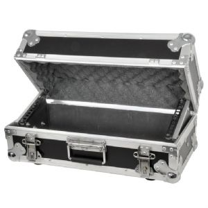 "Citronic 19"" 4U Tilt Up DJ Mixer Media Player Rackcase Rack Case + Removable Lid"